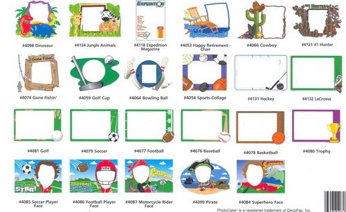 Images: Sports Frames