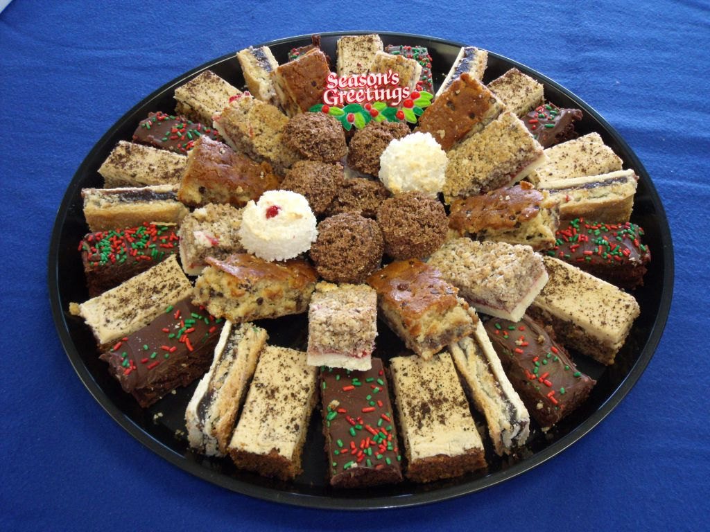 Party Pastry Tray - Large